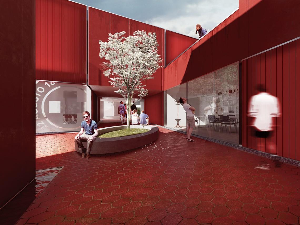 Studio Architettura Paesaggio Milano home - écru architetti